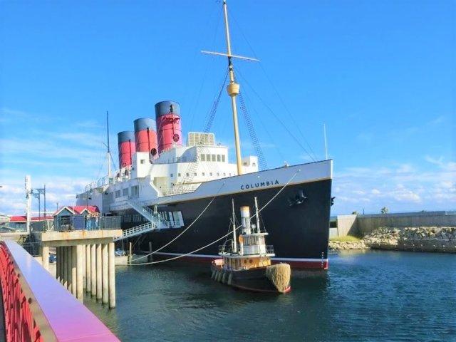贅沢な時間を過ごす。豪華客船の一等客専用のメインダイニング