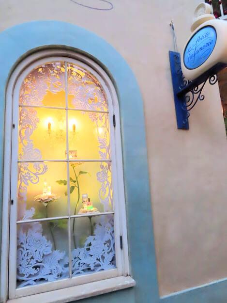 ディズニーの香水屋さん!ラ・プティ―ト・パフュームリー
