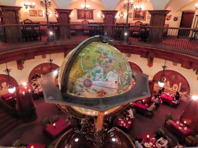 マゼランズ。地球儀と座標を見上げて冒険をしよう