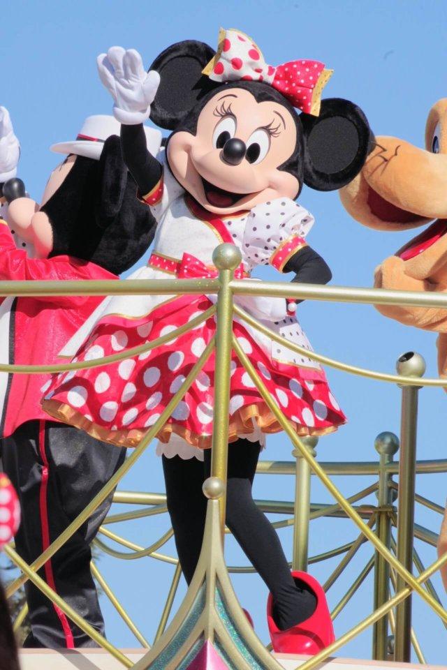 ディズニーで一番かわいいコーデ。2020はミニーで決まり!