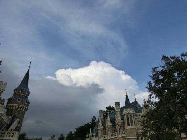 ディズニー行く日に雨の予報?これだけは持って行くべきもの!