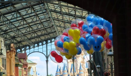 ディズニーランドをお散歩しよう!歩いてみつける7つのテーマ