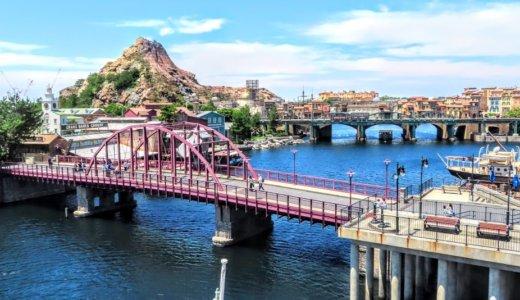 ディズニーシーの橋を特集!15個の橋がつなぐ別世界