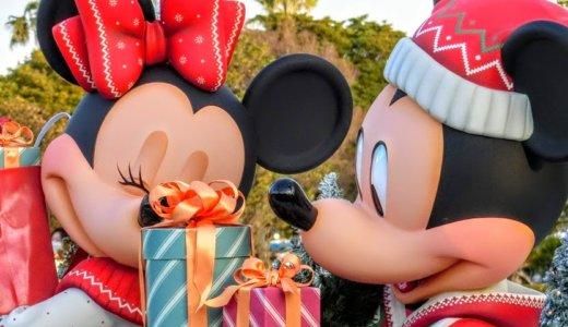 プレゼント下手な人必見!ディズニークリスマスに贈るおススメ9選