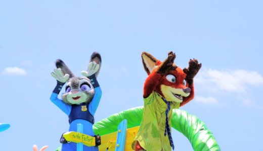 ジュディとニックが好きな理由!『ズートピア』が5周年で再注目!